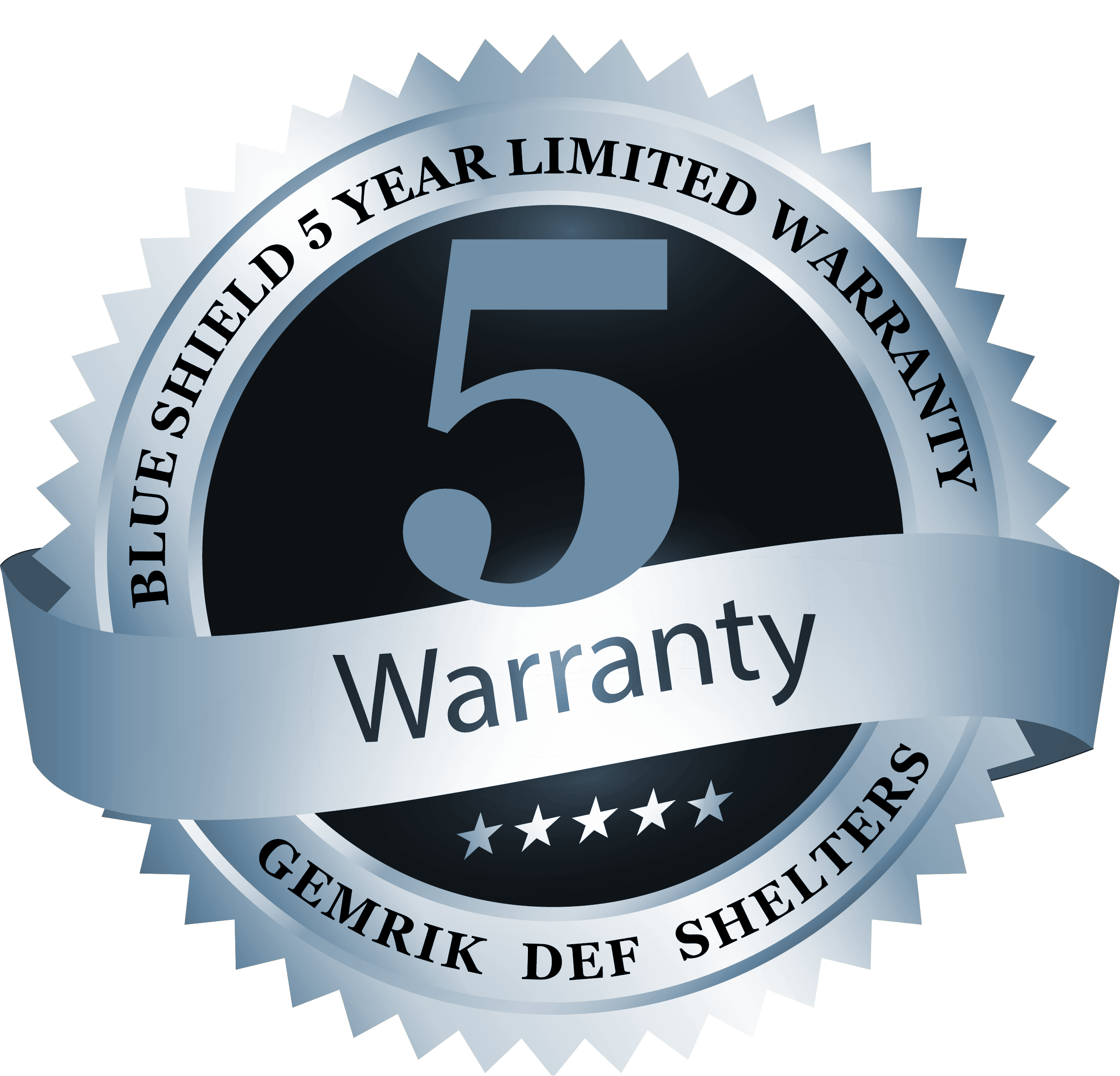 Gemrik Warranty Medallion